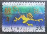 Poštovní známka Vánoční ostrov 2004 Čínský nový rok, rok opice Mi# 517