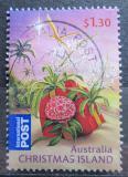Poštovní známka Vánoční ostrov 2010 Vánoce Mi# 686
