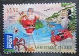Poštovní známka Vánoční ostrov 2011 Vánoce Mi# 708 Kat 2.90€