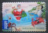 Poštovní známka Vánoční ostrov 2011 Vánoce Mi# 710 Kat 2.90€