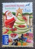 Poštovní známka Vánoční ostrov 2012 Vánoce Mi# 730 Kat 3.20€
