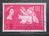 Poštovní známka Tristan da Cunha 1963 Boj proti hladu Mi# 68