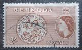 Poštovní známka Bermudy 1953 Městský znak St. George Mi# 143