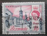 Poštovní známka Bermudy 1962 Místní architektura Mi# 173 X