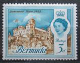 Poštovní známka Bermudy 1962 Vládní budovy v Hamiltonu Mi# 164 X