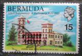 Poštovní známka Bermudy 1970 Budova parlamentu Mi# 262