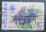 Poštovní známka Bermudy 1971 Badil přetisk Mi# 277