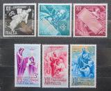 Poštovní známky Malta 1960 Svatý Pavel Mi# 266-71 Kat 6.50€