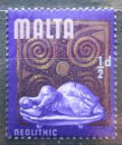 Poštovní známka Malta 1965 Maltské dějiny Mi# 301