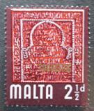 Poštovní známka Malta 1965 Maltské dějiny Mi# 305