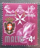 Poštovní známka Malta 1965 Maltské dějiny Mi# 307