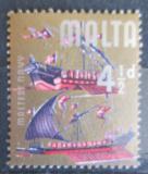 Poštovní známka Malta 1965 Maltské dějiny Mi# 308