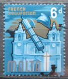 Poštovní známka Malta 1965 Maltské dějiny Mi# 309