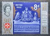 Poštovní známka Malta 1965 Maltské dějiny Mi# 310