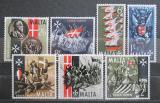 Poštovní známky Malta 1965 Konec Velkého obléhání, 400. výročí Mi# 323-29 Kat 7€
