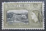 Poštovní známka Trinidad a Tobago 1953 Vládní palác Mi# 163