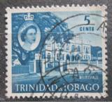 Poštovní známka Trinidad a Tobago 1960 Bílý dům, Port of Spain Mi# 174