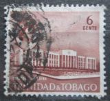 Poštovní známka Trinidad a Tobago 1960 Státní budova Mi# 175
