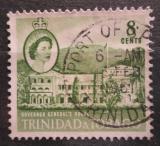 Poštovní známka Trinidad a Tobago 1960 Vládní palác Mi# 176