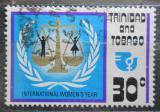 Poštovní známka Trinidad a Tobago 1975 Mezinárodní rok žen Mi# 331