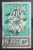 Poštovní známka Trinidad a Tobago 1977 Vánoce, pryšec nádherný Mi# 358