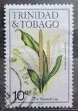 Poštovní známka Trinidad a Tobago 1988 Spathiphyllum cannifolium Mi# 480 VI