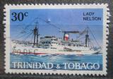 Poštovní známka Trinidad a Tobago 1985 Loď Lady Nelson Mi# 517