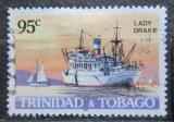 Poštovní známka Trinidad a Tobago 1985 Loď Lady Drake Mi# 518