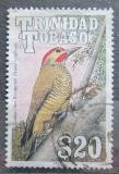 Poštovní známka Trinidad a Tobago 1990 Datel olivovozlatý Mi# 619 Kat 7.50€