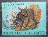 Poštovní známka Trinidad a Tobago 1971 Mazama červený Mi# 279