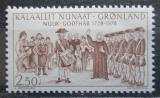 Poštovní známka Grónsko 1978 Nuuk, 250. výročí Mi# 110