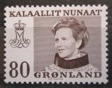 Poštovní známka Grónsko 1979 Královna Markéta II. Mi# 112