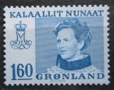 Poštovní známka Grónsko 1979 Královna Markéta II. Mi# 114