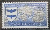 Poštovní známka Grónsko 1992 Paamiut, 250. výročí Mi# 225