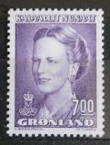 Poštovní známka Grónsko 1994 Královna Markéta II. Mi# 244