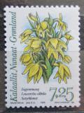 Poštovní známka Grónsko 1995 Běloprstka bělavá Mi# 257
