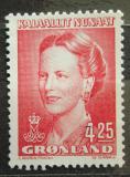 Poštovní známka Grónsko 1996 Královna Markéta II. Mi# 283