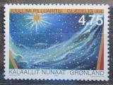 Poštovní známka Grónsko 2000 Vánoce Mi# 360