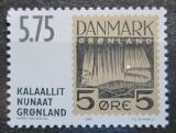 Poštovní známka Grónsko 2001 Výstava HAFNIA Mi# 371