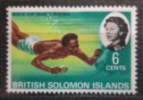Poštovní známka Brit. Šalamounovy ostrovy 1968 Lov perel Mi# 171