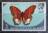 Poštovní známka Brit. Šalamounovy ostrovy 1972 Vindula sapor Mi# 221