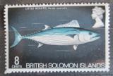 Poštovní známka Brit. Šalamounovy ostrovy 1972 Sarda australis Mi# 224
