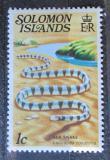 Poštovní známka Šalamounovy ostrovy 1979 Vlnožil užovkový Mi# 385