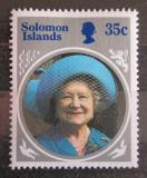 Poštovní známka Šalamounovy ostrovy 1985 Královna Matka Mi# 547