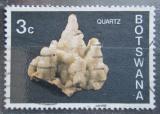Poštovní známka Botswana 1974 Křemen Mi# 116