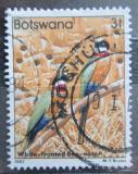 Poštovní známka Botswana 1982 Melittophagus bullockoides Mi# 301