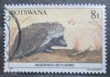 Poštovní známka Botswana 1987 Ježek jihoafrický Mi# 409