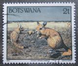 Poštovní známka Botswana 1992 Noháč jihoafrický Mi# 518