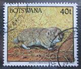 Poštovní známka Botswana 1992 Rypoš hotentotský Mi# 527
