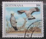 Poštovní známka Botswana 1997 Jestřábec pochopovitý Mi# 630